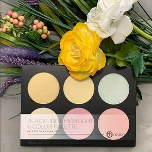 💋FREE W/$35 PURCHASE! NEW Bh Cosmetics HL Palette